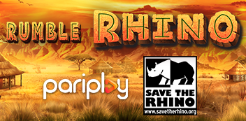 Save the Rhino with Pariplay